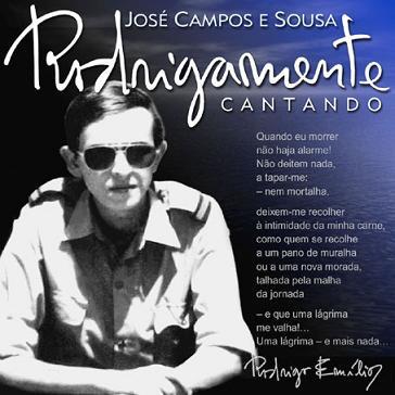Jose Campos e Sousa: Rodrigamente Cantando